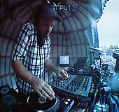 DJ Shadow at Pitchfork 2011 by Mara Robinson