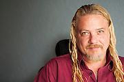 Eduardo Verdurmen, cineasta, escritor y musico panameño. ©Victoria Murillo/Istmophoto.com