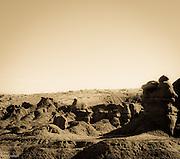 lunar landscapes of the south west