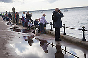 Cowes, Isle of Wight, 9 August 2018