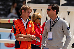 Kuipers Doron, NED<br /> European Championship Jumping<br /> Rotterdam 2019<br /> © Hippo Foto - Dirk Caremans<br /> Kuipers Doron, NED