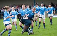 130411 RAF v Navy Women's Rugby Union (2011)