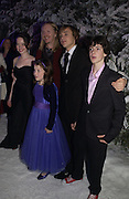 "Anna Popplewell,Andrew Adamson, William Moseley; Georgie Henley;  Skandar Keynes below,and Anna Popplewell. Royal Film Performance and World Premiere of ""The Chronicles Of Narnia"" at the Royal Albert Hall. London and after-party in Kensington Gardens. 7 December  2005.ONE TIME USE ONLY - DO NOT ARCHIVE  © Copyright Photograph by Dafydd Jones 66 Stockwell Park Rd. London SW9 0DA Tel 020 7733 0108 www.dafjones.com"