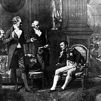 I, JOHANN WOLFGANG VON GOETHE, Emperor Napoleon