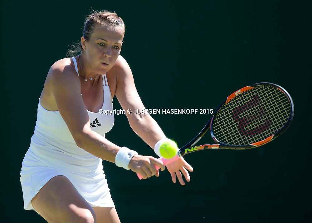 women's singles - Anastasia Pavlyuchenkova (RUS)<br /> <br /> .