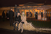 JESSICA HORWELL; CHLOE NORGAARD; , Serpentine Gallery and Harrods host the Future Contempories Party 2016. Serpentine Sackler Gallery. London. 20 February 2016