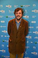 &copy;www.agencepeps.be/ F.Andrieu - Belgique -Bruxelles - 140201 - Les Magrittes du cin&eacute;ma ont r&eacute;compens&eacute; comme chaque ann&eacute;e les professionnels du cin&eacute;ma belge. Belgium cin&eacute; awards the &quot;Magritte of the cinema&quot;<br /> Pics: Emir Kusturica