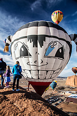 Gallup Red Rock Balloon Rally 2019