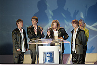The BRIT Awards 1996 <br /> Monday 19 Feb 1996.<br /> Earls Court Exhibition Centre, London, England<br /> Photo: JM Enternational