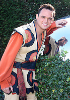 Press Launch for 'Aladdin' Pantomime at Milton Keynes Theatre starring Gareth Gates and Britain's Got Talent finalist Paul Burling - October 6th 2011....Photo by Jill Mayhew..
