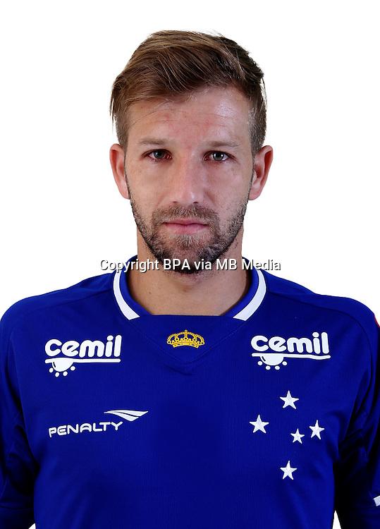 Brazilian Football League Serie A / <br /> ( Cruzeiro Esporte Clube ) - <br /> Felipe Ignacio Seymour Dobud &quot; Felipe Seymour &quot;