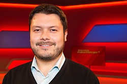 10.03.2015, WDR Studios, Stuttgart, GER, Menschen bei Maischberger, die Vorurteilsfalle gute Muslime boeser Islam, im Bild Ender Cetin (Moscheevorstand) // during the television broadcast People and Politics on the topic of good Muslims wicked Islam at WDR Studios in Stuttgart, Germany on 2015/03/10. EXPA Pictures &copy; 2015, PhotoCredit: EXPA/ Eibner-Pressefoto/ Schueler<br /> <br /> *****ATTENTION - OUT of GER*****
