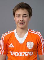 UTRECHT - Max Bronckers .Nederlands Jongens B. FOTO KOEN SUYK
