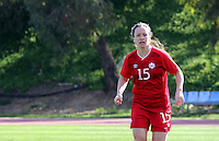 Fifa Womans World Cup Canada 2015 - Preview //<br /> Cyprus Cup 2015 Tournament ( Gsz Stadium Larnaca  - Cyprus ) - <br /> Canada vs South Korea 1-0  //  Allysha Chapman of Canada