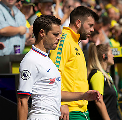 Cesar Azpilicueta of Chelsea - Mandatory by-line: Phil Chaplin/JMP - 24/08/2019 - FOOTBALL - Carrow Road - Norwich, England - Norwich City v Chelsea - Premier League