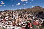 The city of Guanajuato, Mexico, a UNESCO World Heritage Site. PHOTO BY JACK KURTZ
