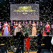 O2 Indigo, London, UK. 18 January 2019. Mrs Legend Global 2019. An International event aimed to promote and empower extraordinary women and girls from all over the world.  in several countries including the UK, the USA, Canada, France, Malaysia, Brazil, Singapore and Australia, London, UK.