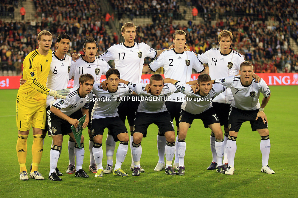 German Team <br />