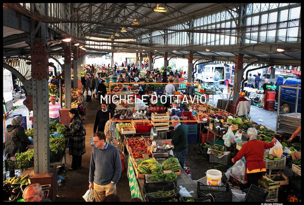 Torino: mercato dei contadini di Porta Palazzo