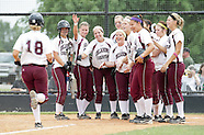 OC Softball vs Oklahoma Baptist SS - 4/28/2012