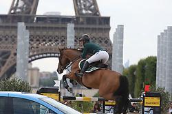Hough Laura, USA, Waterford<br /> Global Champions League- Paris Eiffel 2017<br /> © Hippo Foto - Dirk Caremans<br /> 01/07/17