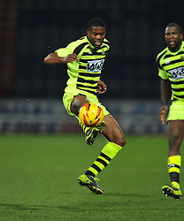 Yeovil Town's Joel Grant - Photo mandatory by-line: Alex James/JMP - Tel: Mobile: 07966 386802 29/12/2013 - SPORT - FOOTBALL - John Smith's Stadium - Huddersfield - Huddersfield Town v Yeovil Town - Sky Bet Championship