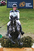 Yacabo Bk ridden by Nicola Wilson in the Equi-Trek CCI-L4* Cross Country during the Bramham International Horse Trials 2019 at Bramham Park, Bramham, United Kingdom on 8 June 2019.