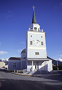 St. Michael's Cathedral, Sitka, Alaska<br />