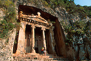 TURKEY, HELLENISTIC Telmessus; Lycian, Amyntas tomb
