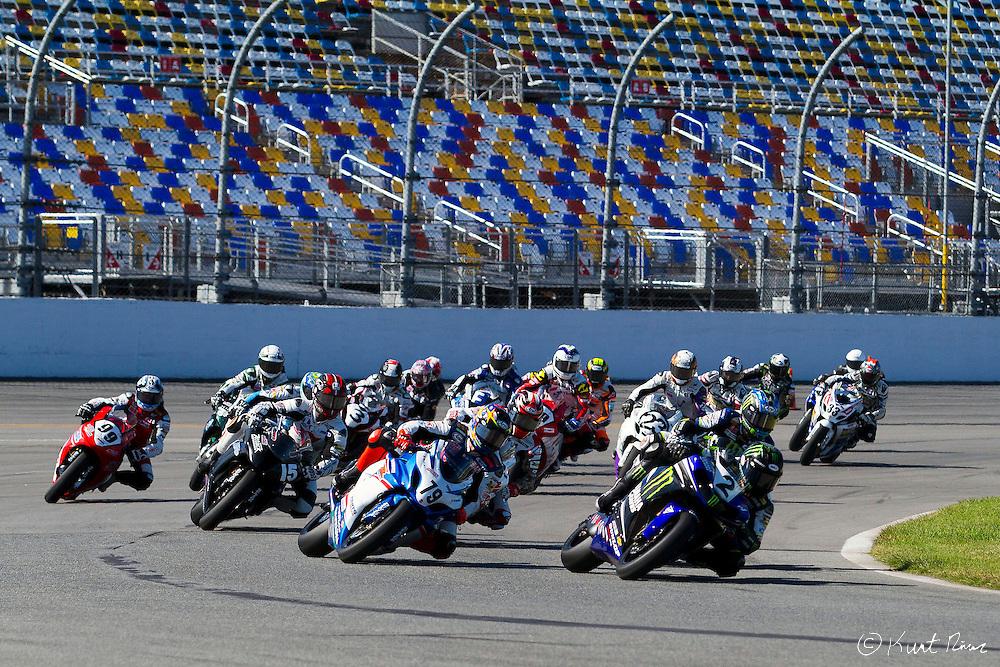 at Daytona International Speedway on March 16, 2012