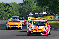 #34 Toby DAVIS  Team Hard  Volkswagen Golf  Milltek Sport Volkswagen Racing Cup at Oulton Park, Little Budworth, Cheshire, United Kingdom. May 30 2016. World Copyright Peter Taylor/PSP.