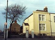 old dublin street photos December 1983 on north strand rd