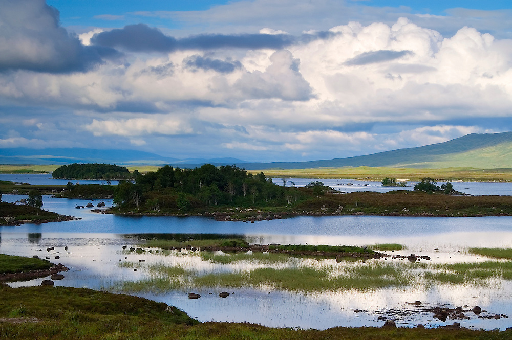Loch Ba is one of the countless Lochs scattered across the roughly level plateau of Rannoch moor that sits at 1000ft above sea level. It is a magnificent place to visit all year round.