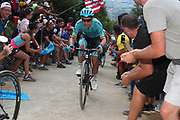 Miguel Angel Lopez (COL, Astana Pro Team) during the 73th Edition of the 2018 Tour of Spain, Vuelta Espana 2018, Stage 14 cycling race, Cistierna - Les Praeres Nava 171 km on September 8, 2018 in Spain - Photo Angel Gomez/ BettiniPhoto / ProSportsImages / DPPI