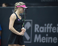 Mona Barthel (GER) during the WTA Generali Ladies Open at TipsArena, Linz<br /> Picture by EXPA Pictures/Focus Images Ltd 07814482222<br /> 11/10/2016<br /> *** UK & IRELAND ONLY ***<br /> <br /> EXPA-REI-161011-5013.jpg