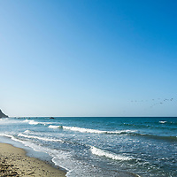 Playa de Oritapo. Caruao. Estado Vargas. Venezuela. Oritapo beach. Caruao. State Vargas. Venezuela