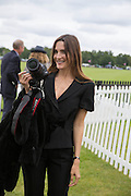 ASTRID MUNOZ, Cartier Queen's Cup final at Guards Polo Club, Windsor Great Park. 16 June 2013