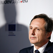 20160616 - Brussels , Belgium - 2016 June 16th - European Development Days - Localising the Sustainable Development Goals - Christophe Rouillon , Mayor of the City of Coulaines , European Committee of the Regions © European Union