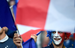 France fans  - Mandatory by-line: Joe Meredith/JMP - 10/07/2016 - FOOTBALL - Stade de France - Saint-Denis, France - Portugal v France - UEFA European Championship Final