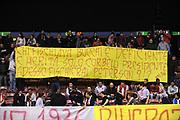 DESCRIZIONE : Milano Lega A 2010-11 Armani Jeans Milano Pepsi Caserta<br /> GIOCATORE : tifosi curva Olimpia Milano striscione Piero Bucchi<br /> SQUADRA : Armani Jeans Milano<br /> EVENTO : Campionato Lega A 2010-2011<br /> GARA : Armani Jeans Milano Pepsi Caserta<br /> DATA : 05/01/2011<br /> CATEGORIA : Ritratto Curiosita<br /> SPORT : Pallacanestro<br /> AUTORE : Agenzia Ciamillo-Castoria/A.Dealberto<br /> Galleria : Lega Basket A 2010-2011<br /> Fotonotizia : Milano Lega A 2010-11Armani Jeans Milano Pepsi Caserta<br /> Predefinita :