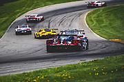 May 4-6 2018: IMSA Weathertech Mid Ohio. 66 Ford Chip Ganassi Racing, Ford GT, Joey Hand, Dirk Mueller