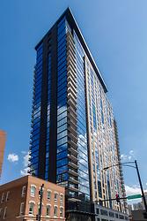 The Aurelian Apartments in Chicago Illinois at 833 North Clark Street, 60610.