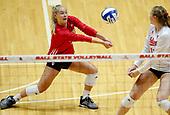 NCAA Volleyball - Indiana Hoosiers vs North Dakota State - Muncie, In