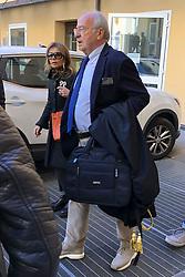 GIORGIO BACCHELLI AVVOCATO DI DAVIDE FABBRI<br /> UDIENZA PROCESSO IGOR VACLAVIC NORBERT FEHER BOLOGNA