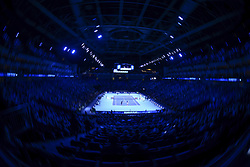 November 19, 2017 - London, England, United Kingdom - Henri Kontinen of Finland and John Peers of Australia win the Doubles final against Lukasz Kubot of Poland and Marcelo Melo of Brazil at Nitto ATP World Tour Finals at the O2 Arena, London on November 19, 2017. (Credit Image: © Alberto Pezzali/NurPhoto via ZUMA Press)