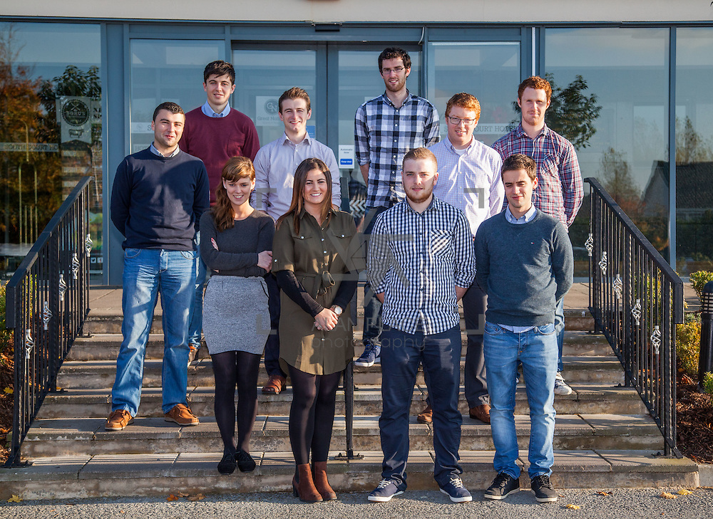 03/11/2015   <br /> Kirby Invests in Graduate Talent: Kirby has created 15 new jobs for qualified engineers and project managers across their Ireland and UK offices as part of their new Graduate Programme.  The Graduate Programme targets high performing engineering graduates and aims to develop them into technical people and commercial leaders. Graduates move through a structured rotation programme over two years that involves Irish and UK site assignments as well as work in the professional engineering and commercial functions. Picture: Alan Place/Fusionshooters.