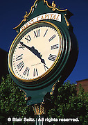 Historic York, PA, First Capital Clock