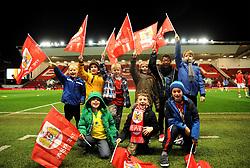 Birthday Party- Mandatory by-line: Nizaam Jones/JMP - 15/12/2018 - FOOTBALL - Ashton Gate Stadium - Bristol, England - Bristol City v Norwich City - Sky Bet Championship