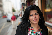 The syrian journalist Ola Abbas fled Syria, although she is part of the Alawite community which has been in power in Damascus. She was a presenter on state television, a member of the opposition, she found refuge in Paris (France).