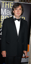 Writer SEBASTIAN BERRY a finalist of the 2005 Man Booker Prize at a dinner to announce the 2005 Man Booker Prize held at The Guilhall, City of London on 10th October 2005.<br /><br />NON EXCLUSIVE - WORLD RIGHTS